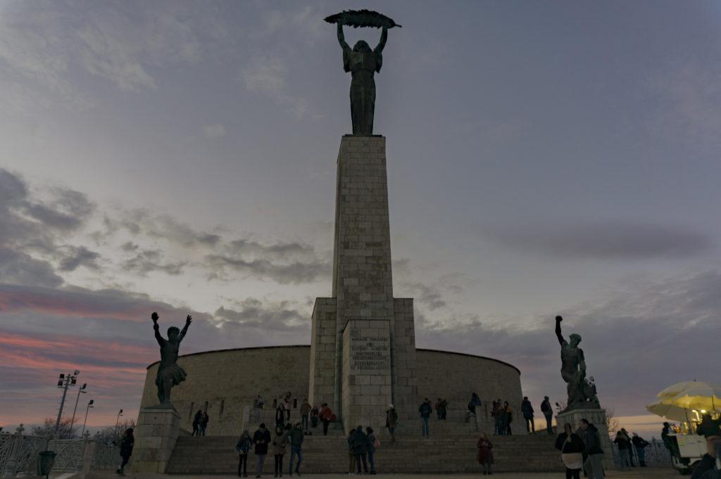 Monumento della libertà Budapest