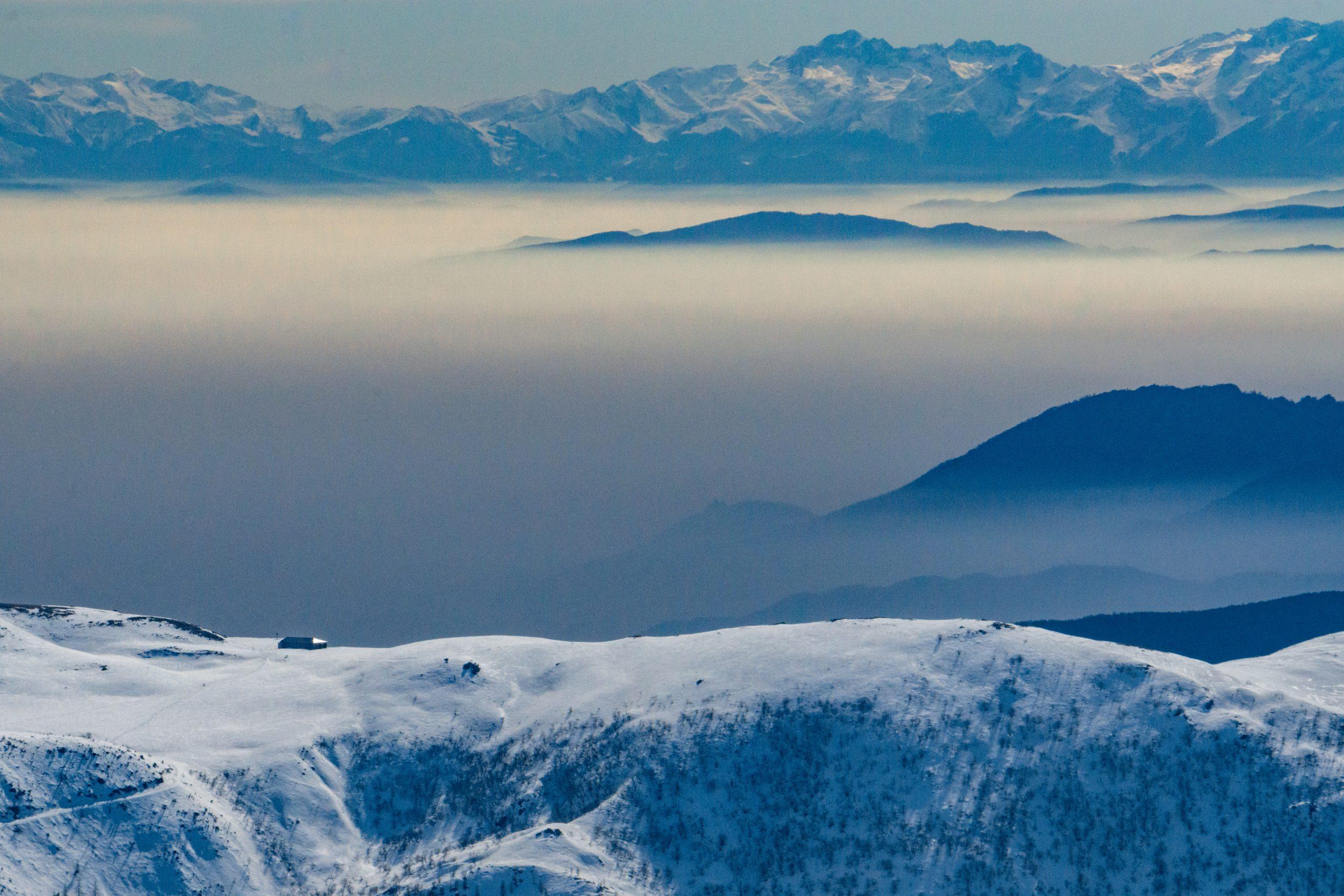 Colombardo e smog in pianura